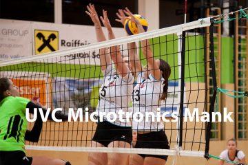 UVC Microtronics Mank, Blockfoto