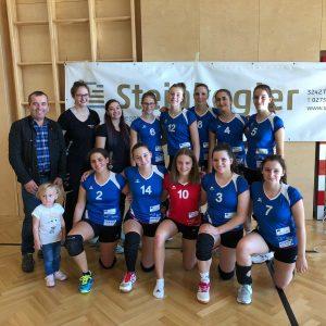 Matchballspende Steinkogler Stiegen Treppen und Geländer