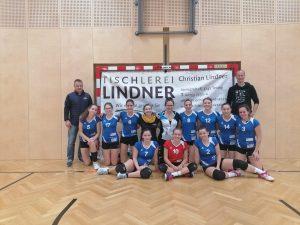 Heimsieg vs. NÖVV Kader -Matchpatronanz