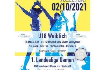 Volleyday 02.10.2021